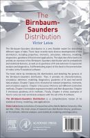 The Birnbaum-Saunders Distribution [electronic resource]