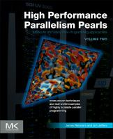 High performance parallelism pearls. Volume two [electronic resource] : multicore and many-core programming approaches