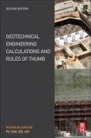 Geotechnical engineering calculations and rules of thumb [electronic resource]