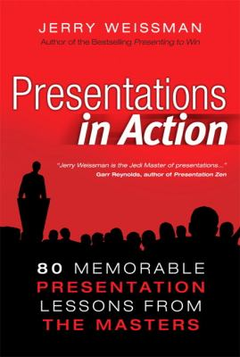 cover of the book Presentations in Action