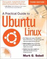 A practical guide to Ubuntu Linux [electronic resource]