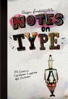 Design fundamentals : notes on type