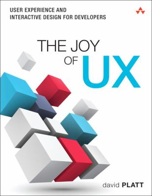User Experience and interactive design for developers