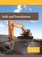 Soils and foundations cover image