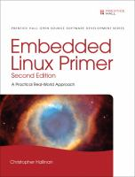 Embedded Linux primer [electronic resource] : a practical real-world approach
