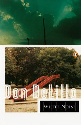 Cover Image for White Noise by Don DeLillo