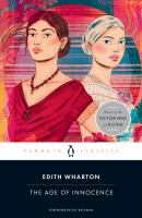 The Age of Innocence by Edith Wharton (book cover)