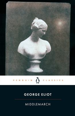 Cover Image for Middlemarch by George Eliot