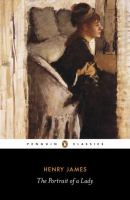 The Portrait of a Lady by Henry James (book cover)