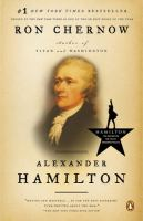 Cover Image for Alexander Hamilton by Ron Chernow