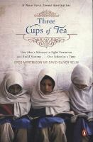 Three cups of tea 