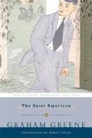 The Quiet American book cover