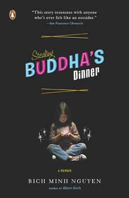 cover of the book 'Stealing Buddha's Dinner'