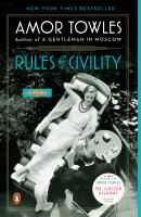 Rules of civility.