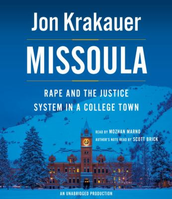 Cover Image for Missoula