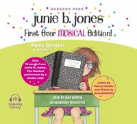 Junie B. Jones: First Grader, at Last!