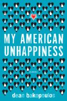 Cover of the book My American unhappiness