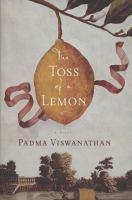 The Toss of A Lemon