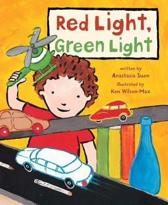 Cover Art for Red light, green light