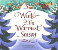 Cover of the book Winter is the warmest season
