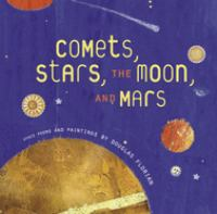 Cover Image of Comets, Stars, The Moon and Mars