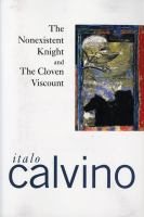 The Nonexistent Knight & The Cloven Viscount