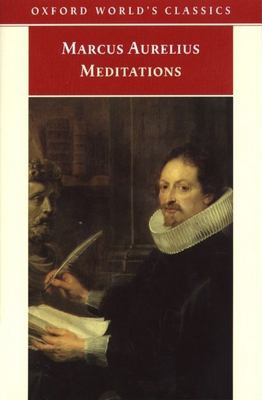Cover Image for The Meditations of Marcus Aurelius Antoninus by Marcus Aurelius Antoninus