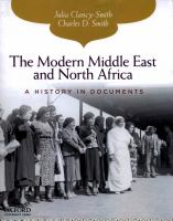 The modern Middle East and North Africa : a history in documents