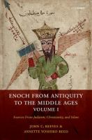 Enoch from antiquity to the Middle Ages /