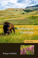 Biology of grasslands /