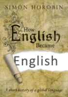 book cover image How English Became English