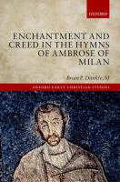 Enchantment and creed in the hymns of Ambrose of Milan cover image