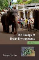 Biology of urban environments /