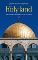 book cover image The Holy Land