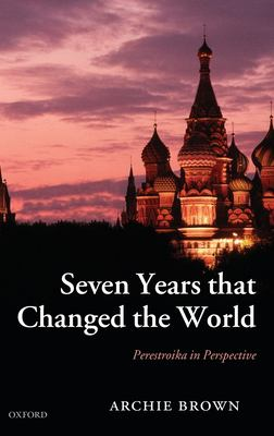 cover of the book Seven Years That Changed the World