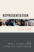 Representation : the case of women