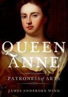 Queen Anne : patroness of arts