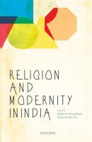 Religion and modernity in India /