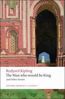 The Man Who Would Be King, and Other Stories