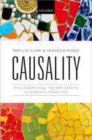 Causality : philosophical theory meets scientific practice