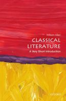 Classical literature : a very short introduction