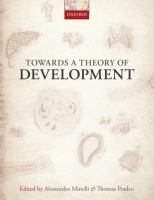 Towards a theory of development /