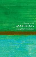 Materials : a very short introduction