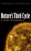 Nature's third cycle : a story of sunspots