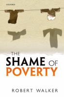 The shame of poverty