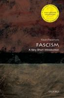 Fascism : a very short introduction