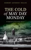 The Cold of May Day Monday : an approach to Irish literary history