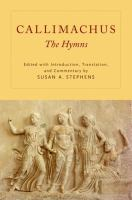 Callimachus : the hymns