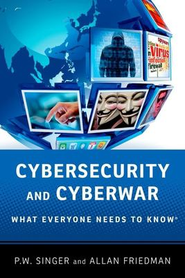 cover of the book Cybersecurity and Cyberwar