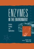 Enzymes in the environment [electronic resource] : activity, ecology, and applications
